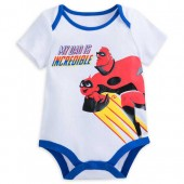 Incredibles 2 Bodysuit for Baby - White
