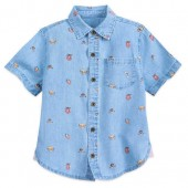 The Lion King Chambray Shirt for Kids