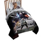 Star Wars: The Last Jedi Comforter - Twin
