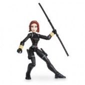 Black Widow Action Figure - Marvel Toybox