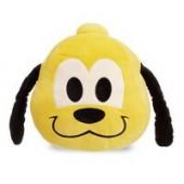 Pluto Emoji Pillow - Medium