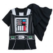 Darth Vader Costume T-Shirt for Boys