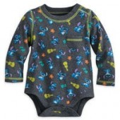 Stitch Cuddly Bodysuit - Baby