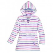 Mickey Mouse Striped Cover-Up for Girls - Personalized