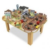 Cars 3 Thomasville Track Set and Table