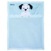 Lucky Blanket for Baby - 101 Dalmatians - Personalizable