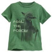 Yoda Force T-Shirt for Kids