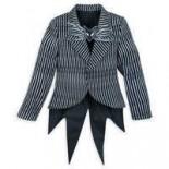 Jack Skellington Costume Jacket for Kids