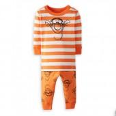 Tigger Organic Long John Pajama Set for Baby by Hanna Andersson