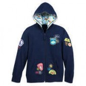 Mickey Mouse and Friends Zip Hoodie for Kids - Walt Disney World