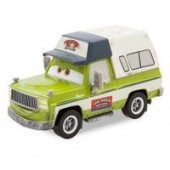 Roscoe Die Cast Car - Cars 3