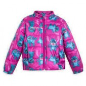 Stitch Lightweight Puffy Jacket for Kids - Personalizable