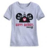 Mouseketeer Holiday Sleep T-Shirt for Kids - Disneyland