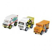 Cars 3 Crazy Eights 3-Pack