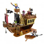 Mickey Mouse Pirates of the Caribbean Pirate Ship Playset