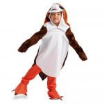 Porg Costume for Kids by Rubies - Star Wars: The Last Jedi