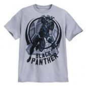 Black Panther T-Shirt for Kids