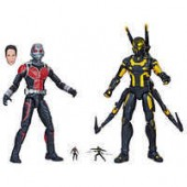 Ant-Man and Yellow Jacket Action Figure Set - Legends Series - Marvel Studios 10th Anniversary
