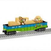 Chip n Dale Chasing Gondola Train Car by Lionel