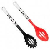 Mickey Mouse Pasta Spoon Set - Disney Eats