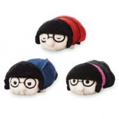 Edna Mode Tsum Tsum Box Set - Incredibles 2 - Mini