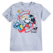Mickey Mouse Celebration T-Shirt for Boys - Disneyland
