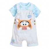 Tigger Dungaree Set for Baby