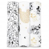 Mickey Mouse Swaddle Set for Baby by aden + anais®