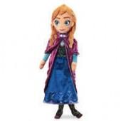 Anna Plush Doll - Frozen - Medium