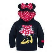I Am Minnie Mouse Pullover Hoodie for Baby