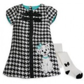 101 Dalmatians Dress and Leggings Set - Girls