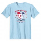 Youths' Mickey Mouse 4th of July T-Shirt - Disneyland - Customized
