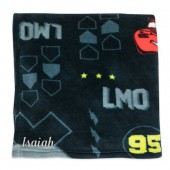Cars Fleece Throw - Personalized