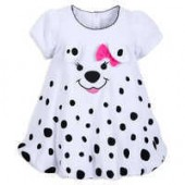 Penny Dress for Baby - 101 Dalmatians