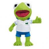 Kermit Plush - Muppet Babies - Small