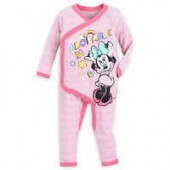 Minnie Mouse Stretchie for Baby