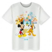 Mickey Mouse and Friends Discover the Magic T-Shirt for Kids - Disneyland 2018
