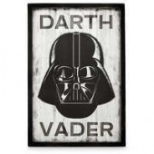 Darth Vader Wall Decor - Star Wars