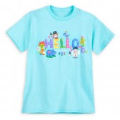 Disney it's a small world T-Shirt for Girls