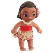 Disney Animators Collection Moana Plush Doll - Small