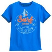 Mickey Mouse Surf Shop T-Shirt for Boys