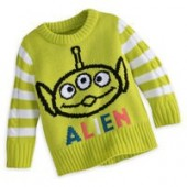 Toy Story Alien Pullover Sweater for Baby