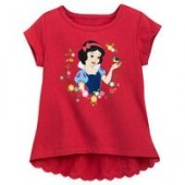Snow White Lace Top for Girls