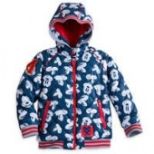 Mickey Mouse Quilted Winter Jacket for Boys