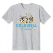 Mickey Mouse and Friends Family Vacation T-Shirt for Kids - Walt Disney World 2019 - Customized