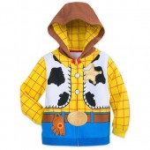 Sheriff Woody Costume Hoodie for Boys