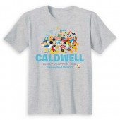 Mickey Mouse and Friends Family Vacation T-Shirt for Kids - Disneyland 2019 - Customized