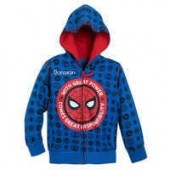 Spider-Man Hoodie for Boys - Personalizable