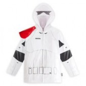 Stormtrooper Rain Jacket - Star Wars: The Last Jedi - Kids