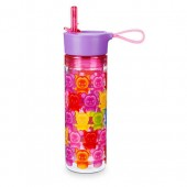 Mickey and Minnie Mouse Water Bottle